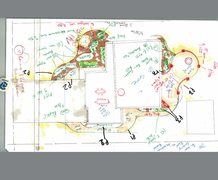 Notes Landscape Design