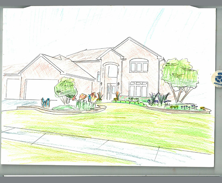 Prarie Ridge Elevation