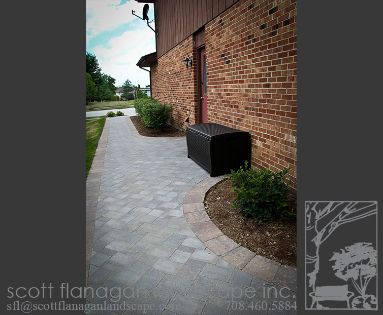 Brick Patio Orland Park