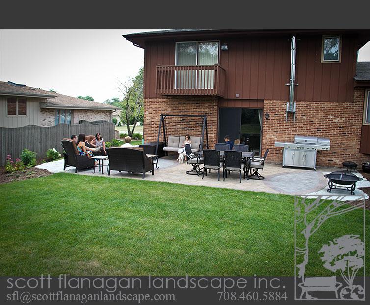 Orland Park Landscape Contractor