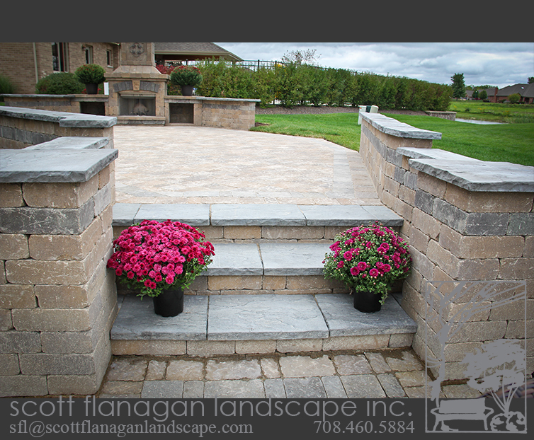Retaining Wall Pillars