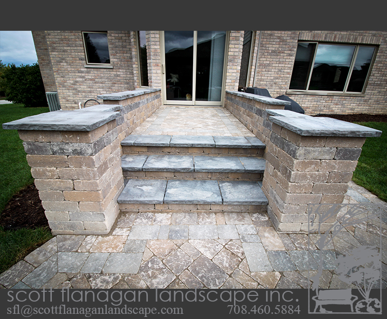 Brick Patio Porch